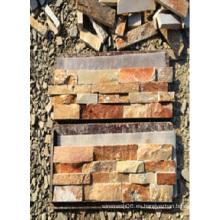 Rusty Slate Pure Culture Stone para revestimiento de paredes