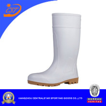 2016 White PVC Boots for Men