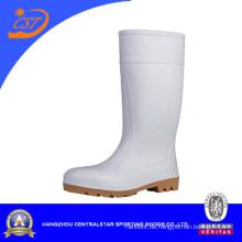 2016 weiße PVC-Stiefel für Männer