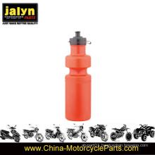 Material PE & Steel Racing 650ml Painted Sports Bicycle Water Bottle