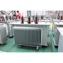 Transformador de potencia de distribución de núcleo de aleación amorfa de 10kv