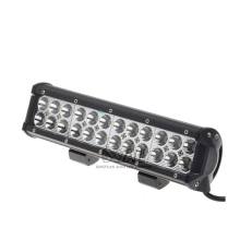 "11.8"" 72W 10-30V 6000K Super Bright Waterproof PC Lens Flood Spot Beam LED Offroad Light Bar"