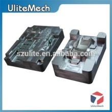 Fábrica de moldagem moldada de alumínio com liga de zinco personalizada de alta precisão