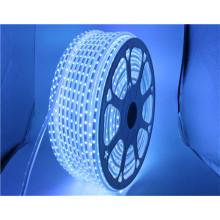 a vista lateral impermeável do controlo a distância 11050 RGB 100m rgb do waterproof conduziu a luz de tira