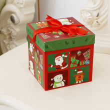 China Top 10 for Paper Display Boxes candy decorative decorative christmas gift box supply to Netherlands Wholesale
