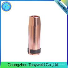 Binzel welding torch MB 501D gas nozzle mig welding spare parts