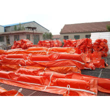 PVC Oil Boom, Orange PVC Oil Boom, Rubber Oil Boom
