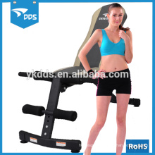 abdominal slimming machine gym benches pvc bench