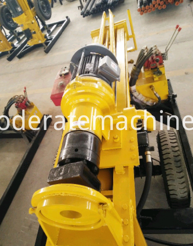 KQZ200D water well drilling rig 009