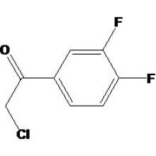 2-Cloro-1- (3, 4-difluoro-fenil) -Etanona N�de CAS 51336-95-9