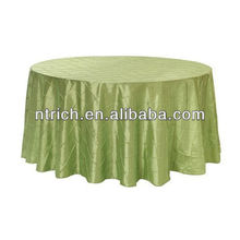 tafetá toalha de mesa, toalhas de mesa, toalha de mesa pintuck