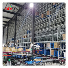 Intelligent Automatic Storage System as/RS System for Automated Warehouse