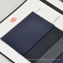 tela mezclada de seda de las lanas para los proveedores de China de los hombres