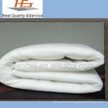 mais recente moda casa têxteis por atacado branco macio colcha