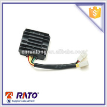 With 6 wires motorcycle regulator for voltage