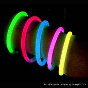 colorful chemical glow light up bracelet