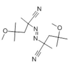 Pentanenitrile,2,2'-(1,2-diazenediyl)bis[4-methoxy-2,4-dimethyl CAS 15545-97-8