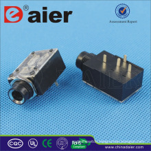 Daier Mono 4 Pin Guitar Cable Jack