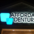 Custom Made Reverse Signs for Business