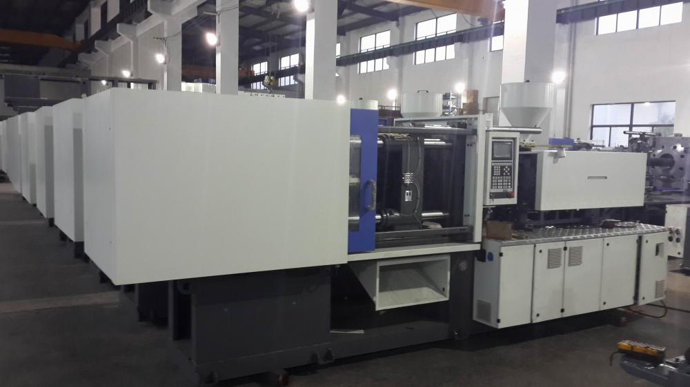 Thermoplastic Injection Molding Machine