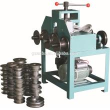 Máquina dobladora de tubos redonda / cuadrada