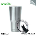 Tumbler Stainless Steel Vacuum Insulated Cup Multiple Colors