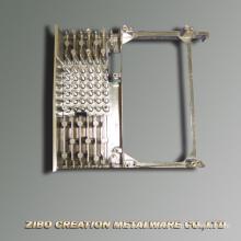 Хорошая качественная алюминиевая деталь радиатора автомобиля