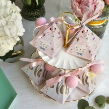 Wedding Favor Packaging Box Candy Gift Box
