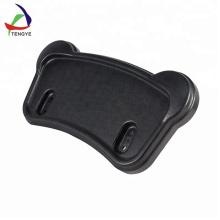 Bandeja plástica de la silla de ruedas del ABS del aseguramiento comercial caliente de las ventas