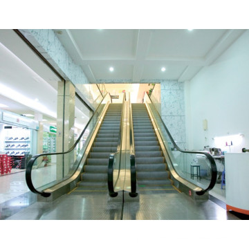 Comfortable Energy-Saving Commercial Escalators