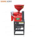 РАССВЕТ АГРО Китай Заводская цена Дизельный двигатель Дизайн Мини-мельница с воздушно-реактивным рисом 0823