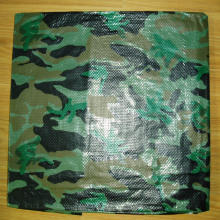 UV Protective Camouflage Poly Tarps