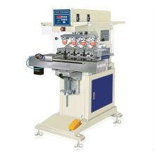 Alta qualidade, máquina de impressão de Hengjin, máquina amplamente útil da almofada de HP-160D 4 cores pad a impressora com canela