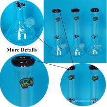 Fourniture OEM de tuyaux d'eau en verre bon marché