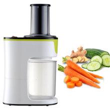 Электрический пищевой спирализатор, слайсер, измельчитель, 3-в-1, овощерезка, резак для фруктов, спиральный измельчитель, овощерезка