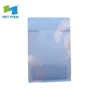 Saco de papel kraft de 3 camadas com impressão em cores pantone e liner