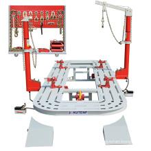 TFAUTENF 5.6m ATU-ER2 auto body frame machine/auto body frame straightener for car workshop use