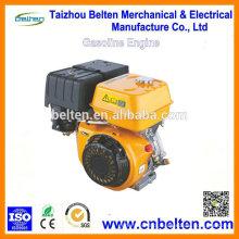 Motor de gasolina 5.5HP GX160 3600rpm Bom qualidade Cilindro único Motor a gasolina de 4 tempos