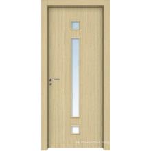 Wood Plastic Composite Door (KG16)