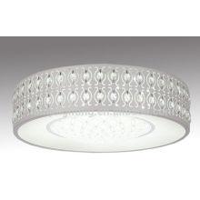 Nouveau design résidentiel LED plafonnier lampe cristal