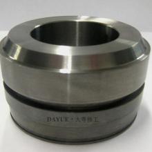 La valve hydraulique partie la tête filetée intérieurement