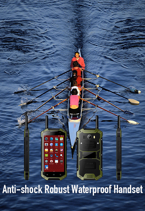 Anti-shock Robust Waterproof Handset