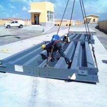 kingtype electronic 80t truck scale/weighbridge