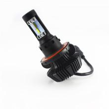 Alta calidad auto accesorios g7 luz principal h13 led bulbos del faro 12 v 35 w