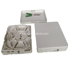 2 Ports FTTH Fiber Optic Termination Box