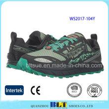 Chaussures de sport de course à la mode avec empeigne en maille