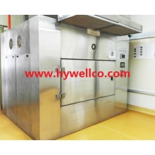 Mangga Slice Microwave Vacuum Dryer