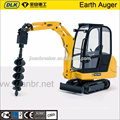 hydraulic earth drill auger for 4.5-6 ton