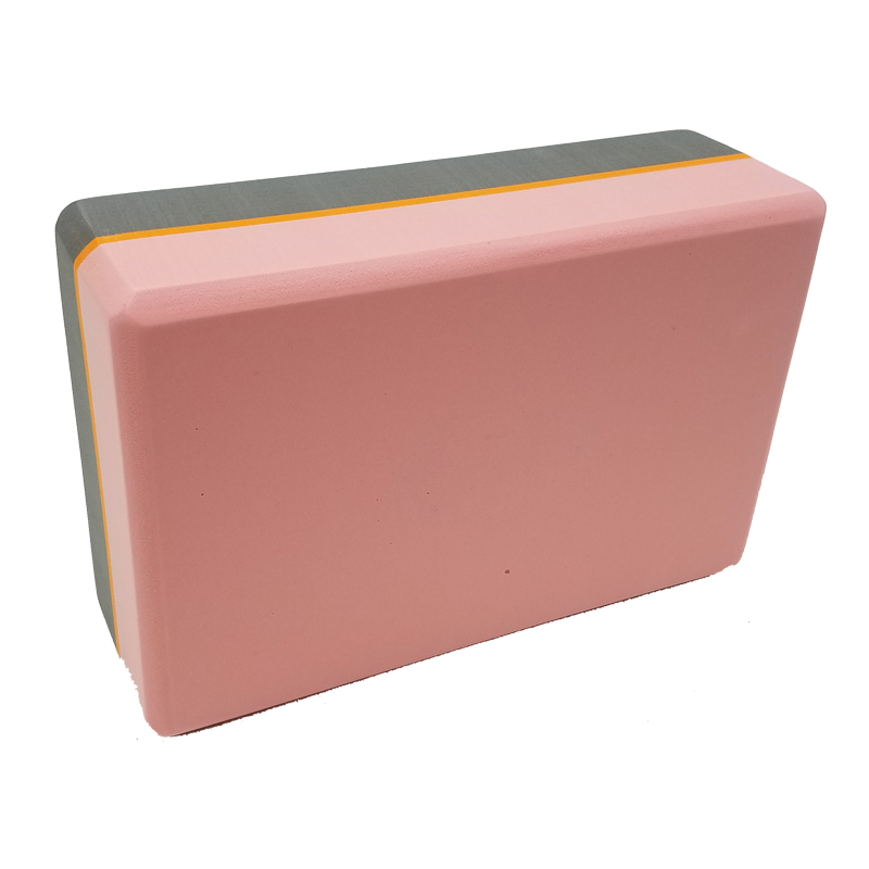 Extra Thick Yoga Blocks Pink