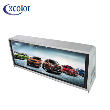 Outdoor Taxi Led Display Panel P4 Video Wall